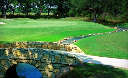 18 Holes of Golf for 1, Including Cart Rental (a $74 value) - Woodbridge Golf Club in Wylie