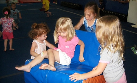 Admission for 2 Children (up to a $40 value) - The Gymnastics Place in Dallas