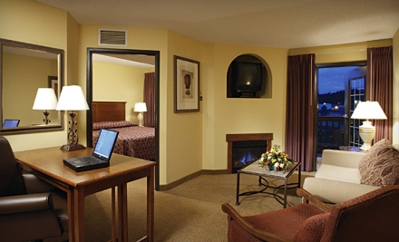 2-Night Stay in a Deluxe Double-Queen Room Plus Breakfast (a $364.66 value) - The Lodge at Sierra Blanca in Ruidoso