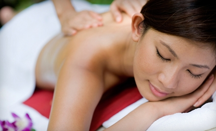 60-Minute Organic Swedish Massage (a $110 value) - Waterfall Healing Arts in mill valley