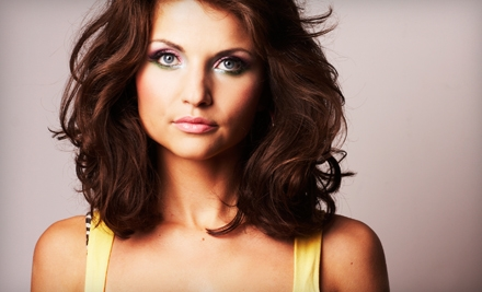 Haircut and Conditioning Package (up to a $67 value) - Salon Aria in Woodridge