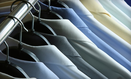 $20 Worth of Dry-Cleaning Services - McPherson Cleaners in Lebanon