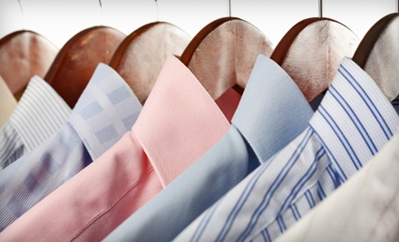 $30 Groupon to The Dry Cleaning Factory - The Dry Cleaning Factory in