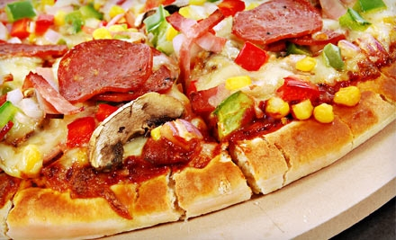 $30 Groupon to Cousins Pizza Pub - Cousins Pizza Pub in Roselle