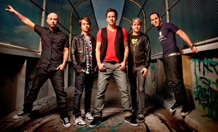 Simple Plan with Forever The Sickest Kids at The Glass House on Mon., Oct. 31 at 7PM: Presale General Admission - Simple Plan in Pomona
