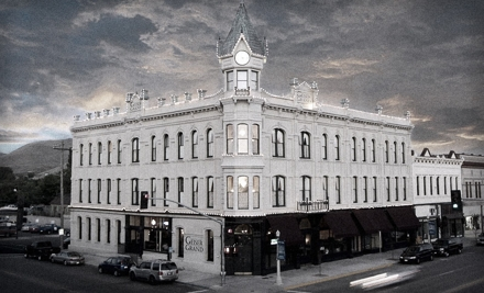 2 Night Stay for Up to Five in a Parlour Suite with Family Slumber Party Package (a $483 value) - Geiser Grand Hotel in Baker City