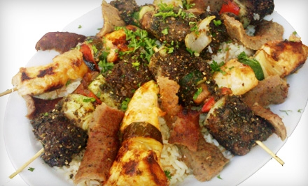 $20 Groupon for Dinner to The Armenian Cafe - The Armenian Cafe in Carlsbad