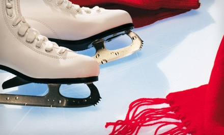 5-Week Beginner's Figure-Skating Class (a $60 value) - KHS Ice Arena in Anaheim