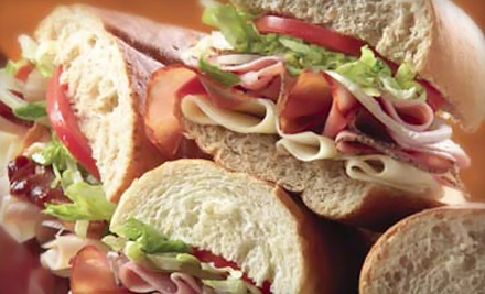 Sub-Sandwich Meal for Two (a $21.26 total value) - Jersey Mike's in Orland Park