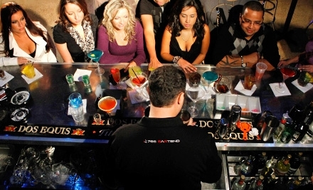 4-Hour Cocktail Workshop (a $99 value) - 786-Bartend in Hollywood
