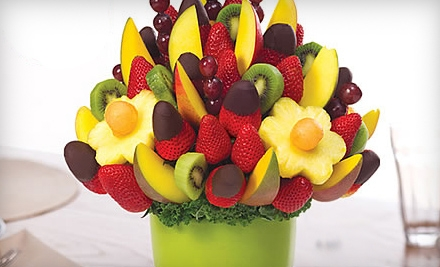12-Piece Box of Chocolate-Dipped Fruit (a $25 value) - Edible Arrangements Lithonia in Lithonia