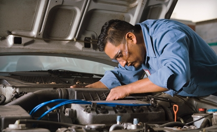 Oil Change, Tire Rotation, Wiper Replacements, and 48-Point Safety Check (an $84 value) - Car-X Auto Service in Austin