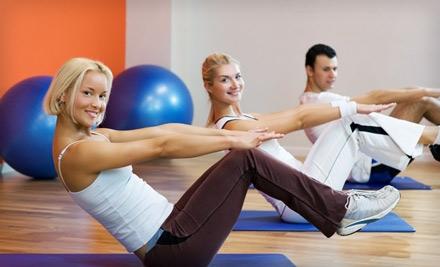 8 Zumba Classes (an $80 value) - Beyond Pilates Studio in Lisle