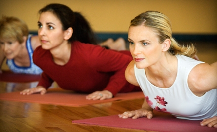 5 Yoga, Pilates, or Zumba Classes (a $75 value) - The YogaSoul Center in Eagan