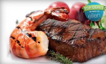 Ingredients for Take-Home Surf 'N' Turf Dinner for 6 (up to a $143 value) - Artisan Meat & Fish in Granite Bay