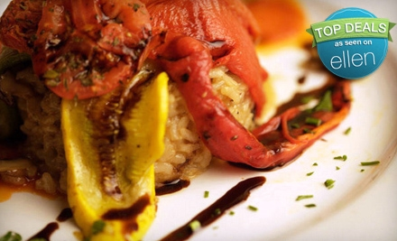 $25 Groupon for Seasonal Italian and New American Fare - Olivetto Cafe & Wine Bar in San Diego