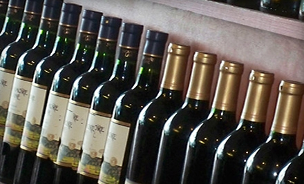 Wine Experience for 2 (up to a $44.90 value) - Inlet Wines in Sebastian