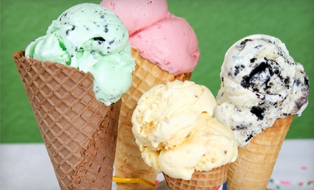 $10 Groupon to Strohs Ice Cream Parlour - Strohs Ice Cream Parlour in Bloomfield Hills