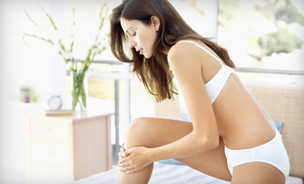 6 Laser Hair-Removal Treatments on 1 Small Area (up to a $550 value) - Ageless Medspa in Chicago