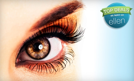 Full Set of Eyelash Extensions (a $178 value) - Pure Envy Spa Bar in San Francisco
