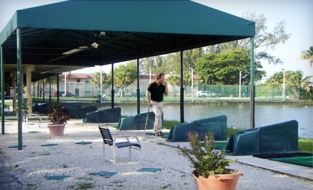 Aqua Golf Driving Range - Aqua Golf Driving Range in Pembroke Park