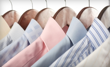 $40 Groupon to 1-800-DryClean - 1-800-DryClean in