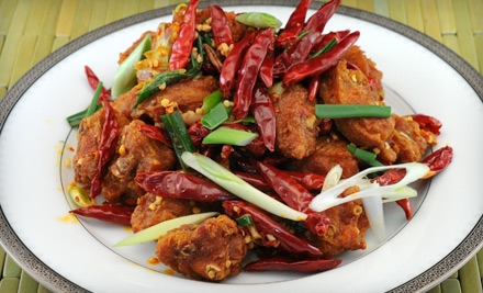 Experience Dinner for Two (up to $42 value) - South Legend Sichuan Restaurant in Milpitas