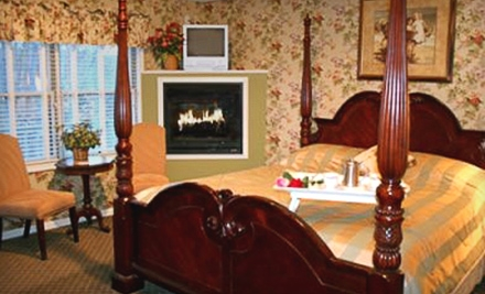 1-Night Getaway Package for 2 (a $198 total value) - Afton House Inn in Afton