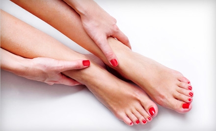Classic Mani-Pedi (a $22 value) - Chrysalis Salon in Glendale