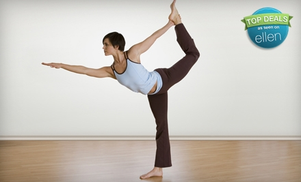 10 Yoga Class Pass (a $125 value) - The Yoga Tree in Haverhill