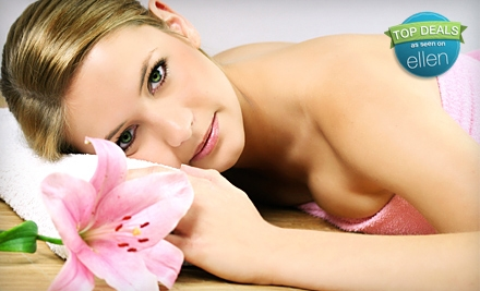 Standard Spa Experience Package with Wine and Chocolate Truffles (a $215 value) - Amadeus Spa & Salon in Pasadena