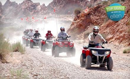 Adrenaline ATV Tours - Adrenaline ATV Tours in North Las Vegas