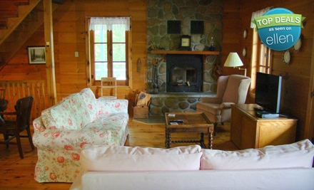 2-Night Stay for Up to 10 Valid Sun.-Thurs. (up to a $650 value) - Beautiful Lac Nantel in