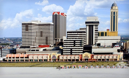 1-Night Weekday Stay for Two Adults and Up to Two Children Valid SundayWednesday - Tropicana Casino and Resort in Atlantic City