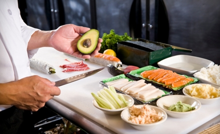 Admission to a Sushi-Making Class for 1 (a $125 value) - I Am Chef Apple in Miami