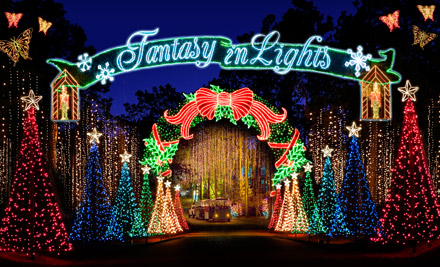 Callaway gardens pine mountain ga groupon - Callaway gardens festival of lights ...