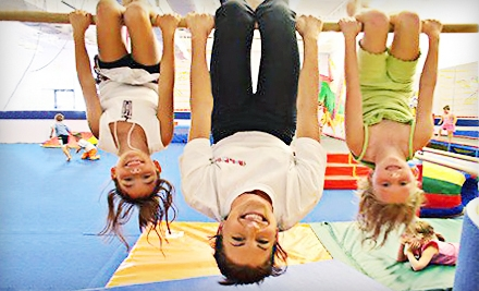 1612 C Professional Blvd. in Crofton: 3 Children's Gym Classes (a $51.99 value)  - Rolly Pollies in Severna Park