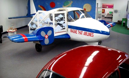 Museum Admission for 2 (up to a $21 value) - Imagine That!!! in Florham Park
