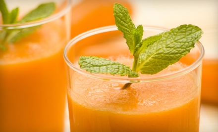 $25 Groupon to 3 in 1 Juice - 3 in 1 Juice in Boca Raton