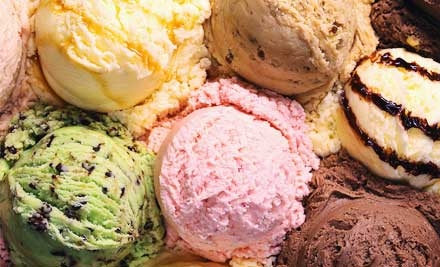 $10 Groupon to Maggie Moo's Ice Cream and Treatery - Maggie Moo's Ice Cream and Treatery in Davie