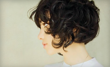 Haircut Package (up to $135 total value) - Escape Salon and Spa in Boston