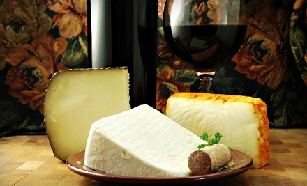 Wine Experience for Two People (up to a $64 total value) - Vida Y Vino in Fremont