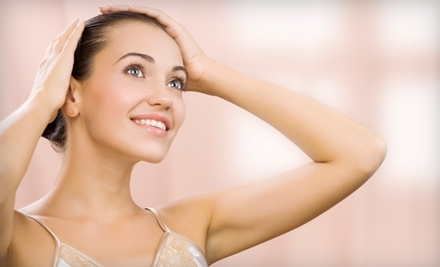 6 Laser-Hair-Removal Treatments on a Small Area (up to a $750 value) - ABEO MedSpa in Hingham