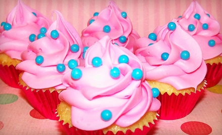 2 Dozen Standard-Size Cupcakes (up to a $56 value) - CupCake FabuLous in