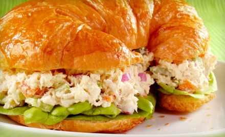 The Picky Deli: Deli Lunch for 2 (up to a $20.48 value) - The Picky Deli in Universal City