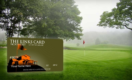 1 Links Card (up to a $65 value) - Links Card in