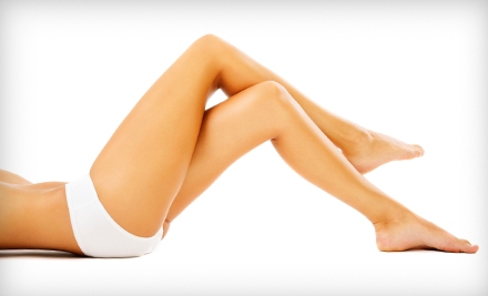 2 Sclerotherapy Spider-Vein Treatments with a Consultation (a $420 value) - Dr. Charlie Ware, AP in Hollywood