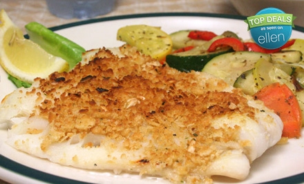 $25 Groupon for Cuisine at Restaurant - Haven Seafood in Reading