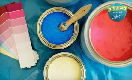 $50 Groupon - Johnson Paint Company in Boston