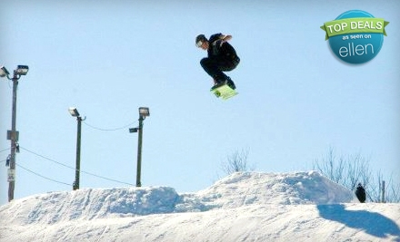 Lift Ticket ($25 value) - Four Lakes Snowsports in Lisle